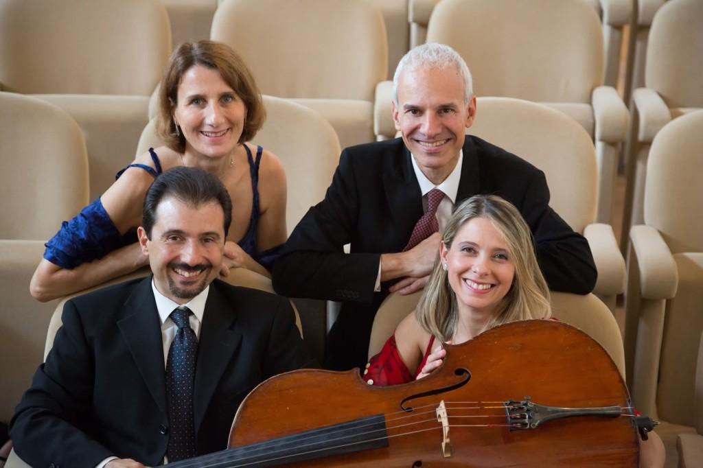 Quartetto di Roma_plateac